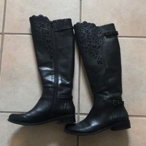Gianni Bini tall black boots 🖤